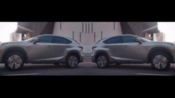 Lexus NX TV Spot, 'Brilliant' [T2]