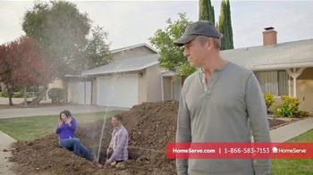 HomeServe USA TV Spot, 'Reggie and Sarah's Water Line' Featuring Mike Rowe