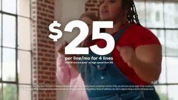 Total Wireless TV Spot, 'Student Senior Dance Recital' - Thumbnail 7