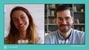 SonderMind TV Spot, 'Find a Therapist for Online Video Sessions'
