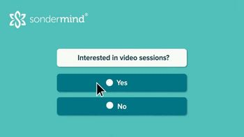 SonderMind TV Spot, 'Find a Therapist for Online Video Sessions' - Thumbnail 5