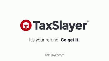 TaxSlayer.com TV Spot, 'Get the Refund You Deserve' - Thumbnail 7