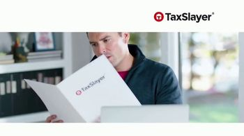TaxSlayer.com TV Spot, 'Get the Refund You Deserve'