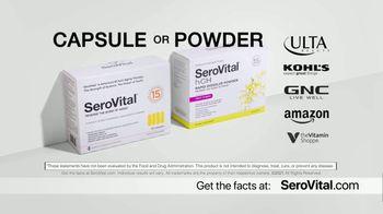 SeroVital TV Spot, 'Look Decades Younger: Capsule or Powder' Featuring Kym Douglas - Thumbnail 9