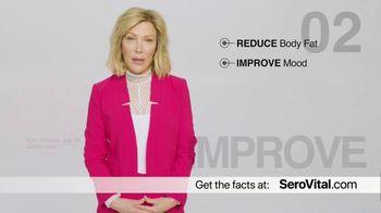 SeroVital TV Spot, 'Look Decades Younger: Capsule or Powder' Featuring Kym Douglas - Thumbnail 3