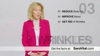 SeroVital TV Spot, 'Look Decades Younger: Capsule or Powder' Featuring Kym Douglas - Thumbnail 4