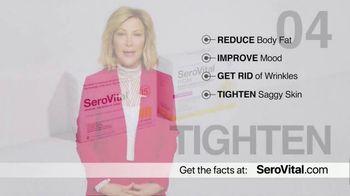 SeroVital TV Spot, 'Look Decades Younger: Capsule or Powder' Featuring Kym Douglas - Thumbnail 5