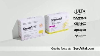 SeroVital TV Spot, 'Look Decades Younger: Capsule or Powder' Featuring Kym Douglas - Thumbnail 7