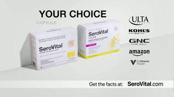 SeroVital TV Spot, 'Look Decades Younger: Capsule or Powder' Featuring Kym Douglas - Thumbnail 8