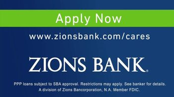 Zions Bank TV Spot, 'Paycheck Protection Program Is Back: Red Iguana Restaurants' - Thumbnail 9