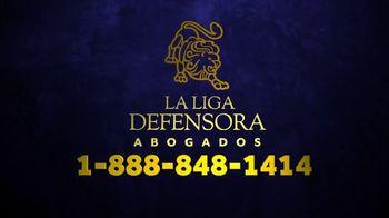 La Liga Defensora TV Spot, 'Avance noticioso' [Spanish] - Thumbnail 4
