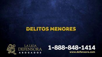 La Liga Defensora TV Spot, 'Avance noticioso' [Spanish] - Thumbnail 5