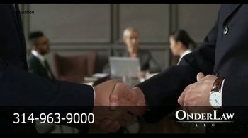 Onder Law Firm TV Spot, 'Construction Accidents' - Thumbnail 7