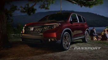 2021 Honda Passport TV Spot, 'Just About Anything' [T2]