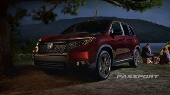 2021 Honda Passport TV Spot, 'Just About Anything' [T2] - 877 commercial airings