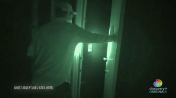 Discovery+ TV Spot, 'Ghost Adventures: Cecil Hotel' - Thumbnail 7