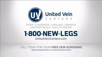 United Vein Centers TV Spot, 'Safe Vein Screening' - Thumbnail 8