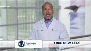 United Vein Centers TV Spot, 'Safe Vein Screening' - Thumbnail 1