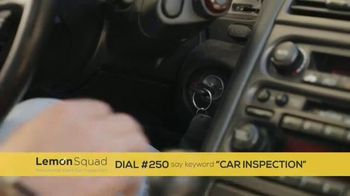 Lemon Squad TV Spot, 'Car of My Dreams' Featuring Chris Jacobs - Thumbnail 9