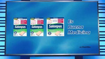 Salonpas TV Spot, 'Evidencia' [Spanish] - Thumbnail 7