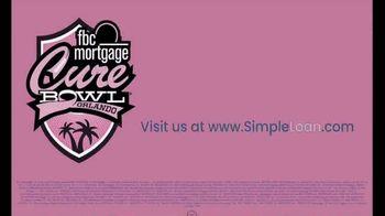 FBC Mortgage TV Spot, 'FBC Mortgage Cure Bowl' - Thumbnail 8