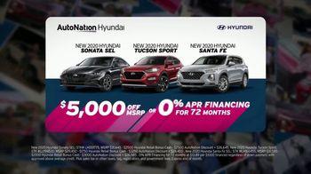 AutoNation TV Spot, 'Every Car Has a Story: $5,000 Off New Hyundais' - Thumbnail 3