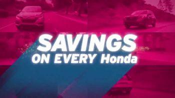 AutoNation TV Spot, 'Story: 0% for 60 Months on Hondas' - Thumbnail 6