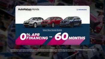 AutoNation TV Spot, 'Story: 0% for 60 Months on Hondas' - Thumbnail 7