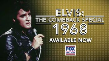 FOX Nation TV Spot, 'Elvis: The Comeback Special - 1968' - Thumbnail 9