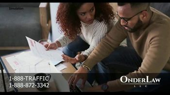 Onder Law Firm TV Spot, 'Traffic Accident' - Thumbnail 3