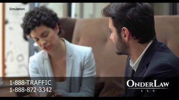 Onder Law Firm TV Spot, 'Traffic Accident' - Thumbnail 6