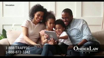 Onder Law Firm TV Spot, 'Traffic Accident' - Thumbnail 7