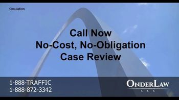 Onder Law Firm TV Spot, 'Traffic Accident' - Thumbnail 8