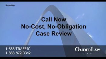 Onder Law Firm TV Spot, 'Traffic Accident' - Thumbnail 9