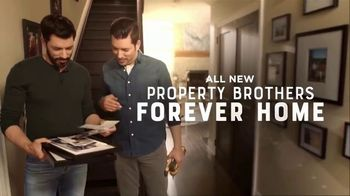 Discovery+ TV Spot, \'Property Brothers: Forever Home\'
