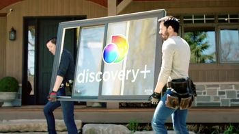 Discovery+ TV Spot, 'Property Brothers: Forever Home' - Thumbnail 3
