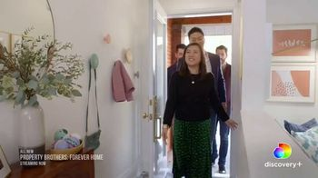 Discovery+ TV Spot, 'Property Brothers: Forever Home' - Thumbnail 4