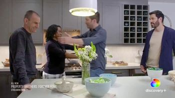 Discovery+ TV Spot, 'Property Brothers: Forever Home' - Thumbnail 5