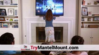 MantelMount TV Spot, 'Eye Level: 25% Off'