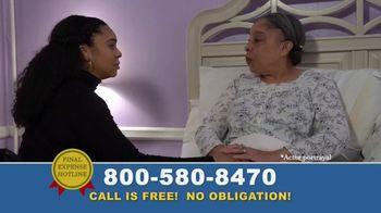 Final Expense Hotline TV Spot, 'I Love You, Mom' - Thumbnail 2