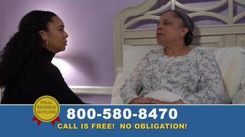 Final Expense Hotline TV Spot, 'I Love You, Mom' - Thumbnail 3
