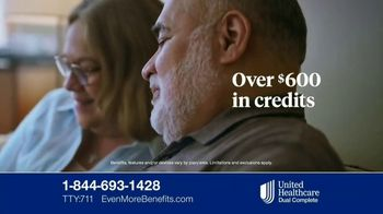 UnitedHealthcare Dual Complete Plan TV Spot, 'Let's Take Care of Each Other'