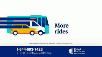 UnitedHealthcare Dual Complete Plan TV Spot, 'Let's Take Care of Each Other' - Thumbnail 6