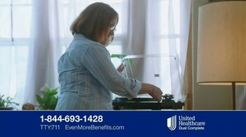 UnitedHealthcare Dual Complete Plan TV Spot, 'Let's Take Care of Each Other' - Thumbnail 8