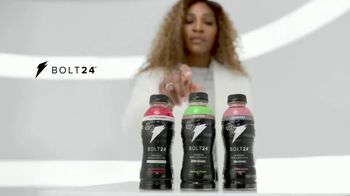 BOLT24 TV Spot, 'Keeping It Real With Serena: Catsuit' Ft. Serena Williams, Song by Alec King - Thumbnail 1