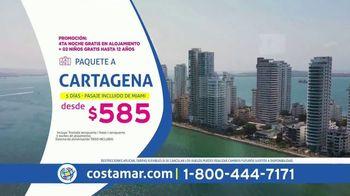 Costamar Travel TV Spot, 'Viaja con precios de remate' [Spanish]