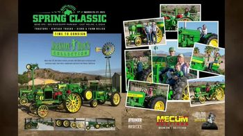 Mecum Gone Farmin' 2021 Spring Classic TV Spot, 'Jackson Boy's Collection' - Thumbnail 7