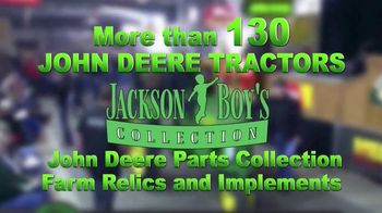 Mecum Gone Farmin' 2021 Spring Classic TV Spot, 'Jackson Boy's Collection' - Thumbnail 6