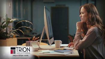 Trion Solutions TV Spot, 'Multiple Challenges' - Thumbnail 1