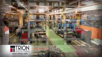 Trion Solutions TV Spot, 'Multiple Challenges' - Thumbnail 4